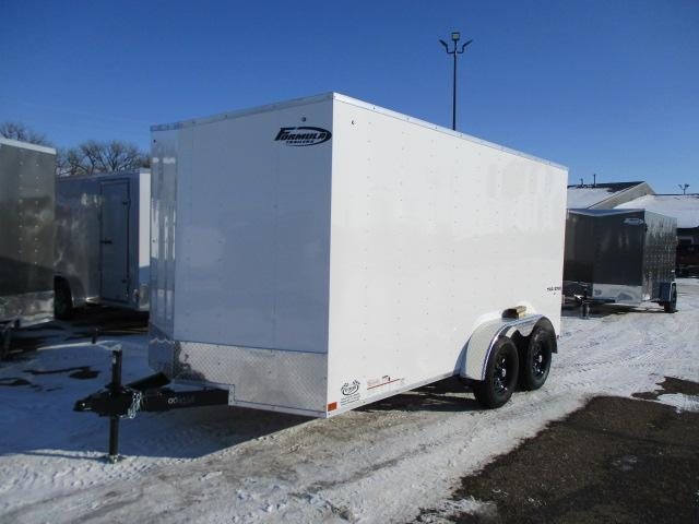 2021 Formula Trailers FSCAA7.0X14TE2FF Enclosed Cargo Trailer