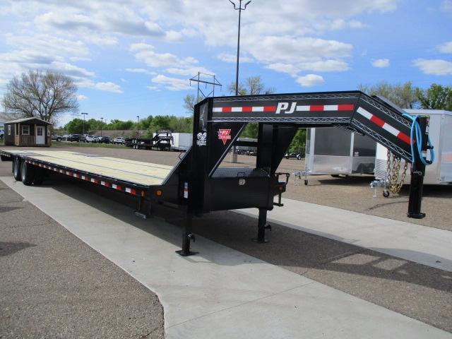 2020 PJ Trailers 40FT Low-Pro Flatdeck with Duals Trailer