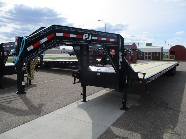 2020 PJ Trailers 40FT Low-Pro Flatdeck with Duals Trailer
