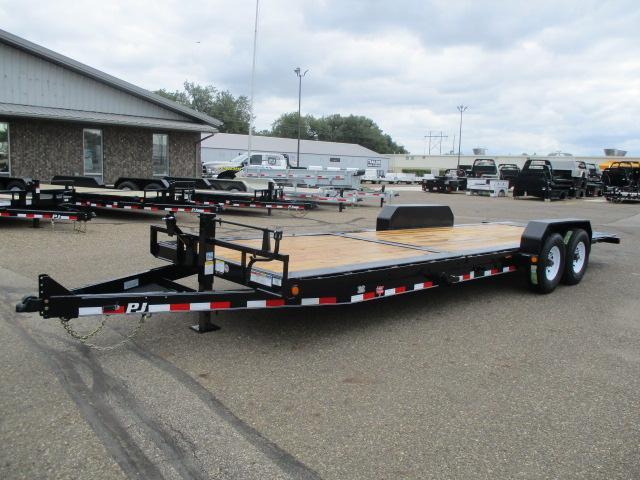 "2020 PJ Trailers 24' HD Equipment Tilt 6"" Channel"