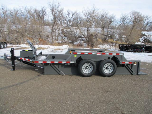 2020 B-B HDT1414E Equipment Trailer