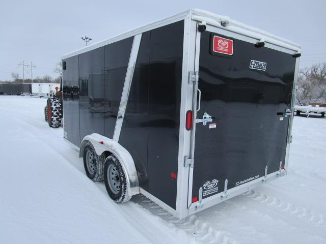 2018 EZ Hauler EZEC7.5X14-IF Enclosed Cargo Trailer