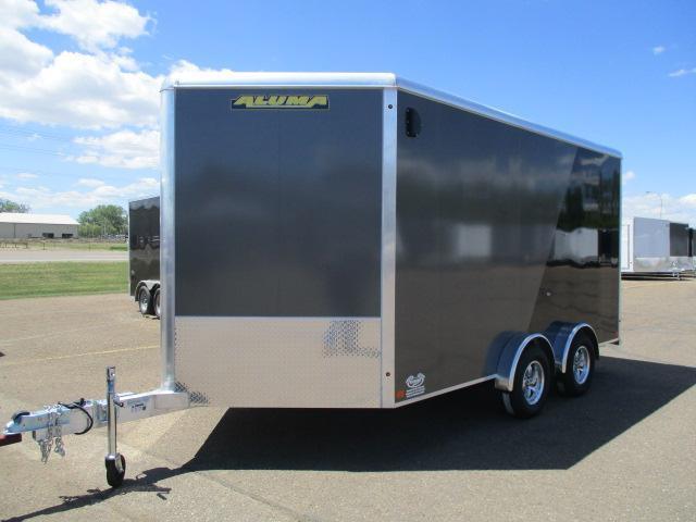 2021 Aluma AE7.514TAM Enclosed Cargo Trailer