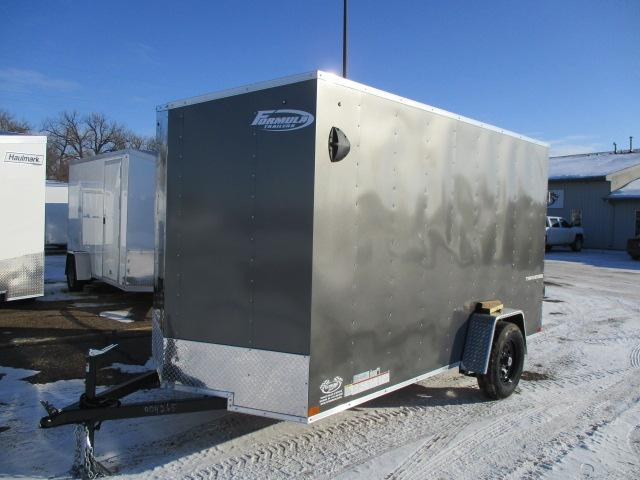 2021 Formula Trailers FSCAA6.0X12SI2FF Enclosed Cargo Trailer