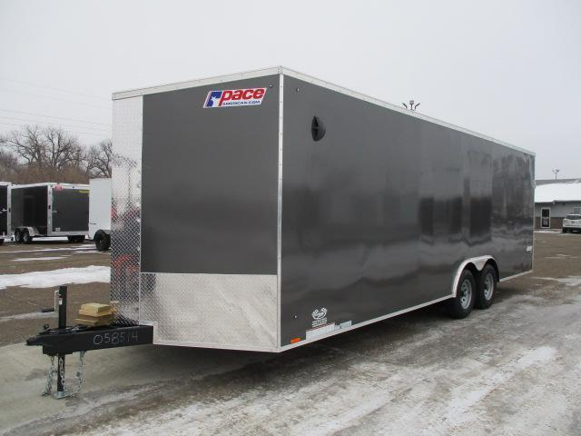 2020 Pace American JV85X24TE3SE Enclosed Cargo Trailer