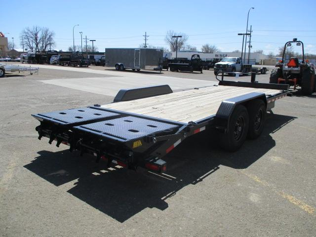 2020 Big Tex Trailers 14ET-20BK-MR Equipment Trailer
