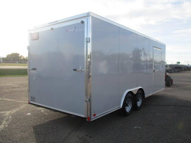 2020 Cross Trailers 820TA-ALPHA Enclosed Cargo Trailer