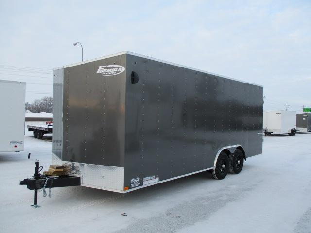 2020 Formula Trailers FSCAA8.5X20TE3FF Enclosed Cargo Trailer