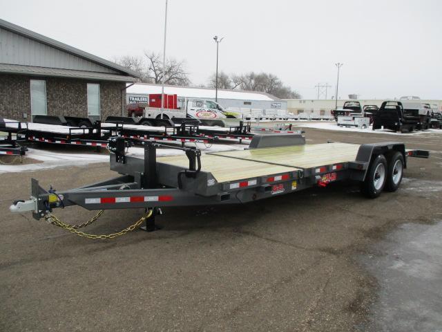 2020 B-B TBCT2420ET-10K-XL Equipment Trailer