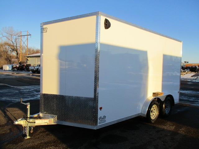 2020 EZ Hauler EZEC7.5X14-IF Enclosed Cargo Trailer