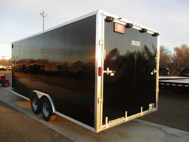 2020 EZ Hauler EZEC8X20CH Cargo/Enclosed Trailer