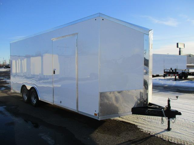 2020 Cross Trailers 820TA-ALPHA Enclosed Cargo Trailer