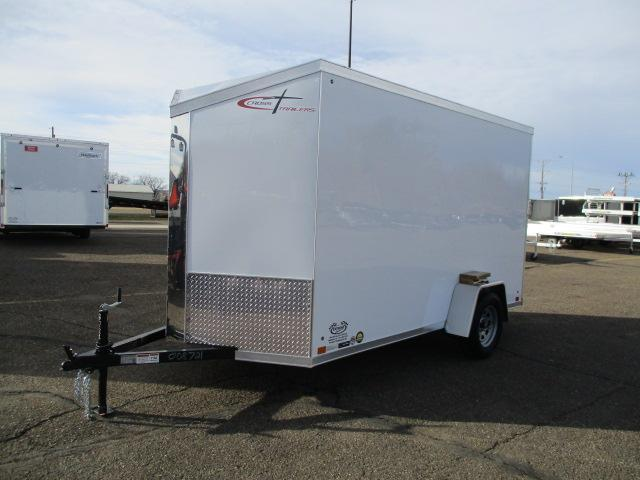 2020 Cross Trailers 612SA-ALPHA Enclosed Cargo Trailer
