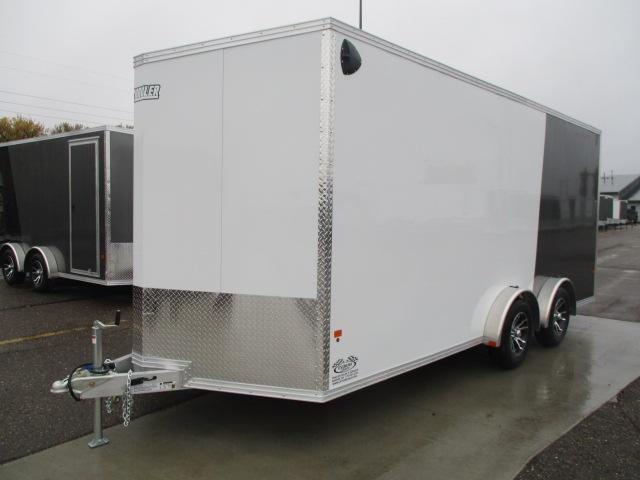 2020 EZ Hauler EZEC7.5X18 Enclosed Cargo Trailer