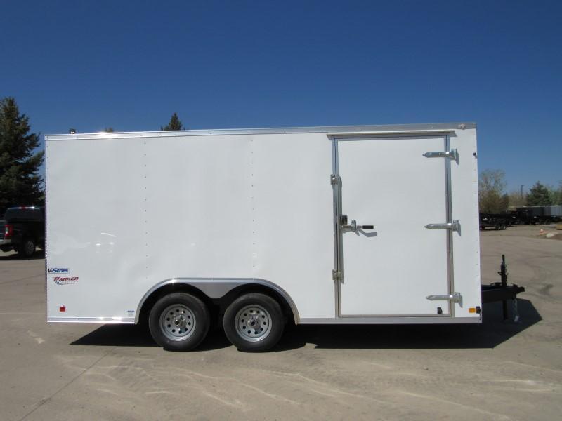 2021 CONTINENTAL CARGO TXVHW8.516TA2 Enclosed Cargo Trailer