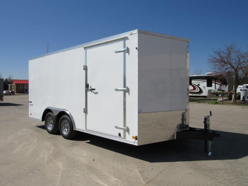 2021 CONTINENTAL CARGO TXVHW8.516TA2 Enclosed Cargo Trailer