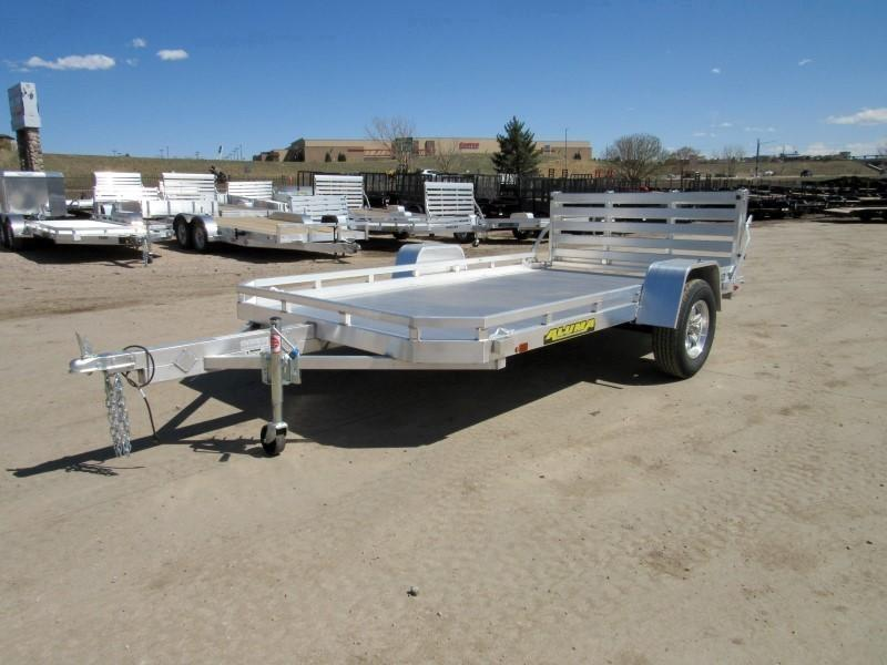 2021 Aluma 7712H-S-BT Utility Trailer