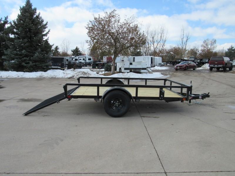 2020 H&H H7610RS-030 Utility Trailer