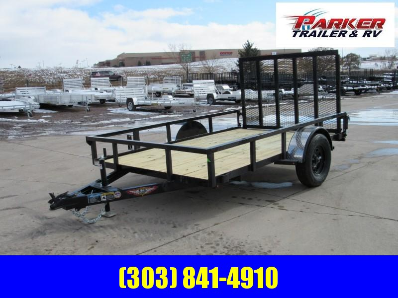 2020 H&H H7610RS-030 Utility Trailer