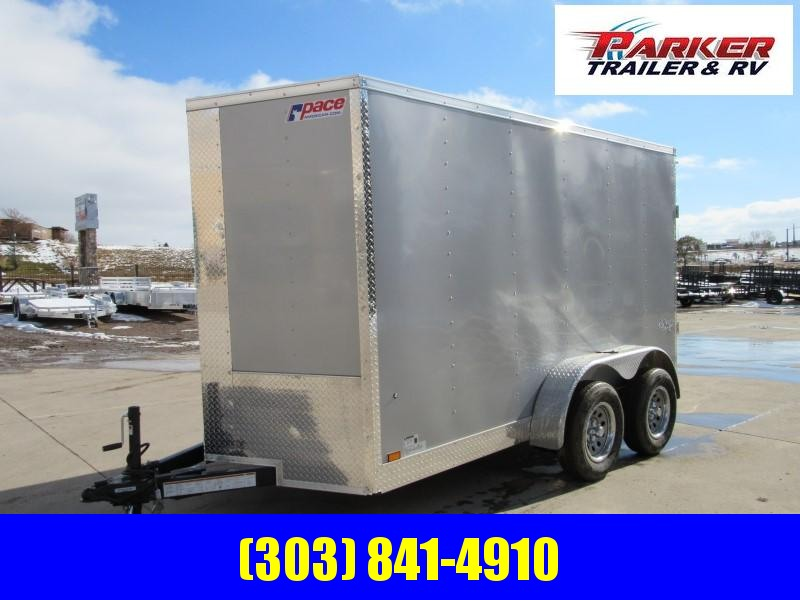 2020 Pace American OC6X12TE2 Enclosed Cargo Trailer