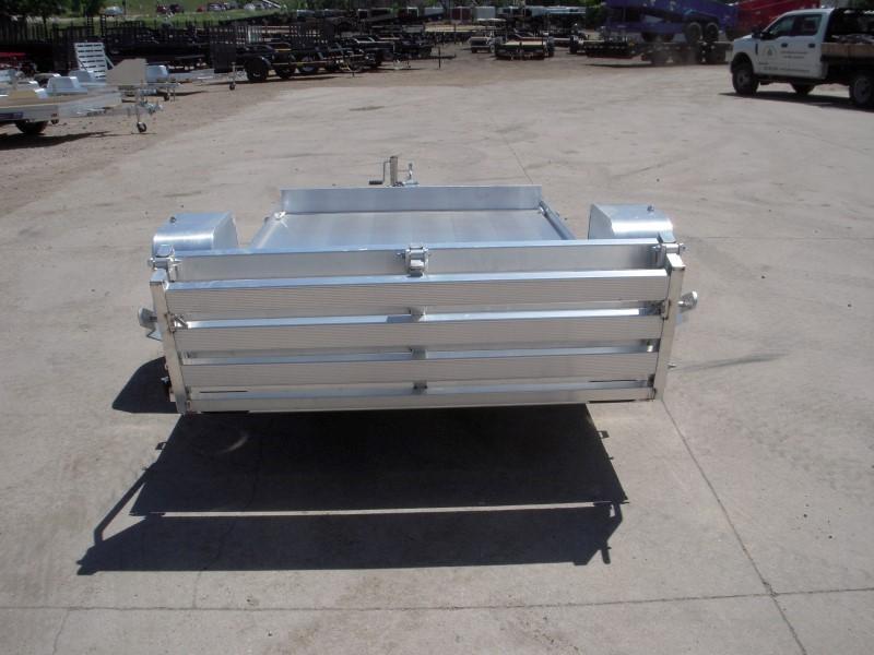 2020 Aluma 6310S-BT Utility Trailer