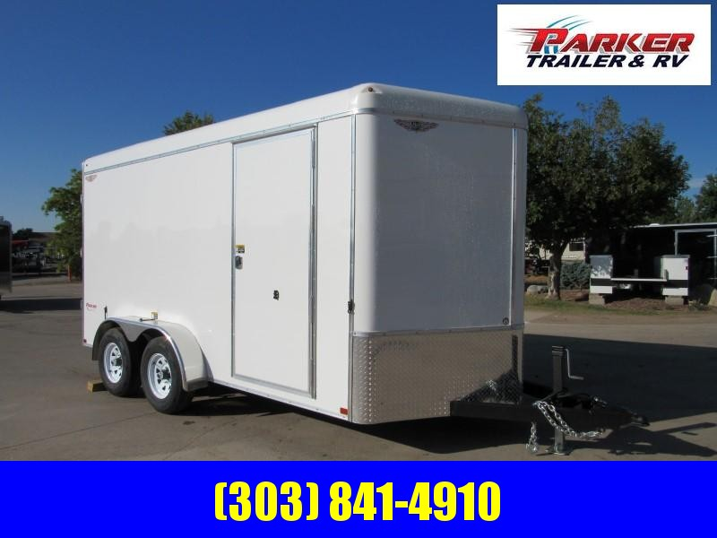 2020 H&H H8414TRTV-100 Enclosed Cargo Trailer