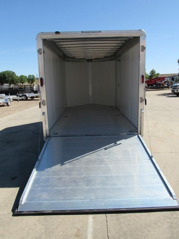 2020 Aluma AE714TA Enclosed Cargo Trailer