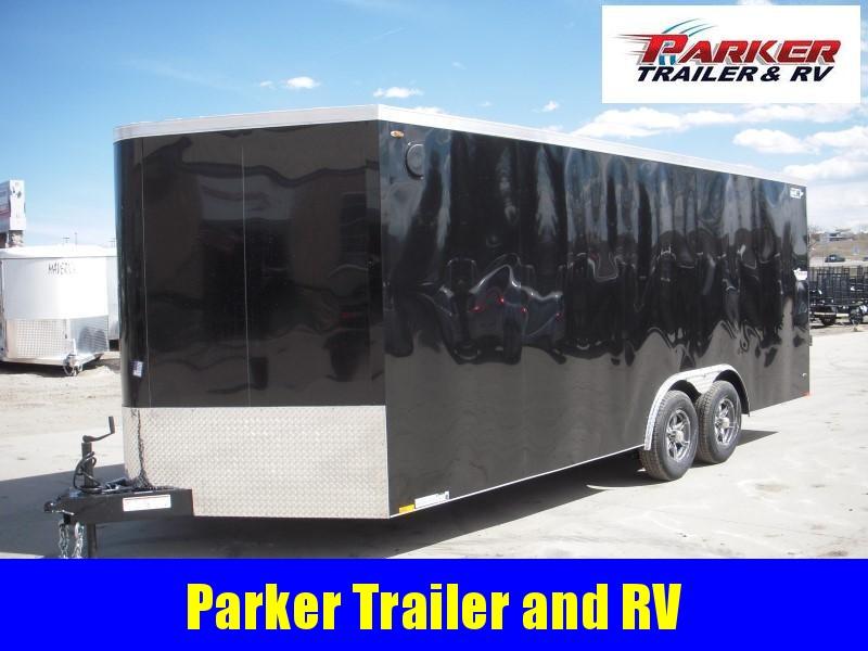 2019 Legend Trailers STV8.5X22TA52 Enclosed Cargo Trailer