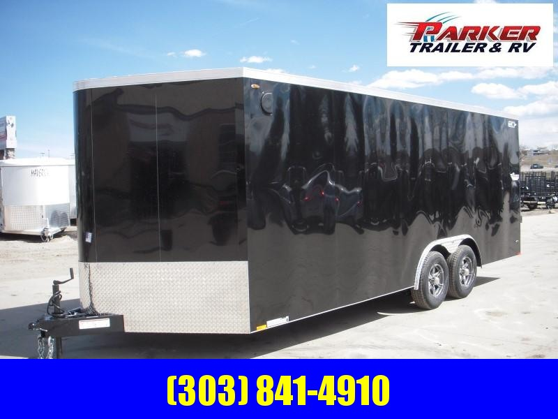 2019 Mid-Atlantic Trailer Manufacturing Inc. STV8.5X22TA52 Enclosed Cargo Trailer