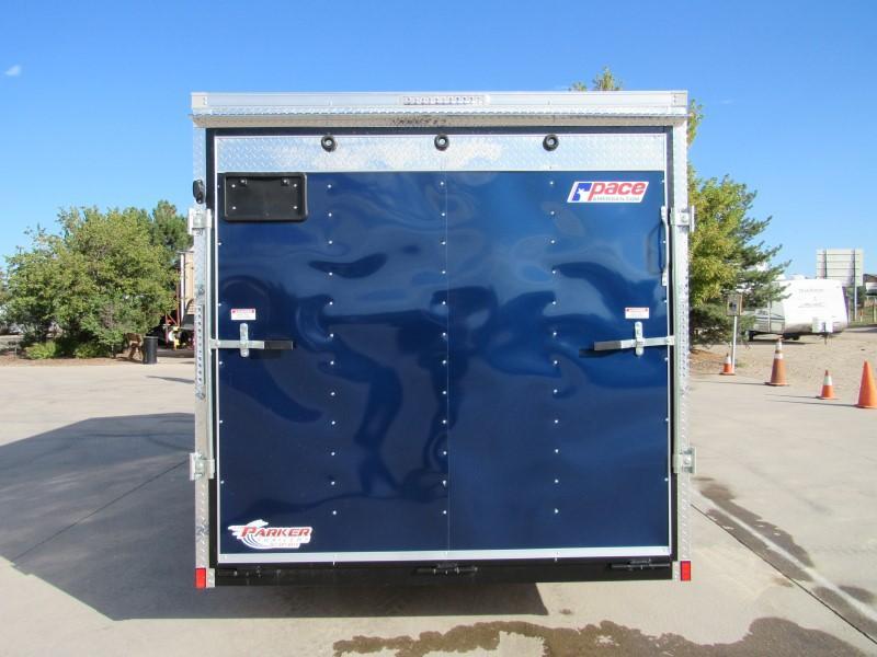 2020 Mid-Atlantic Trailer Manufacturing Inc. OB7X12SE2 Enclosed Cargo Trailer
