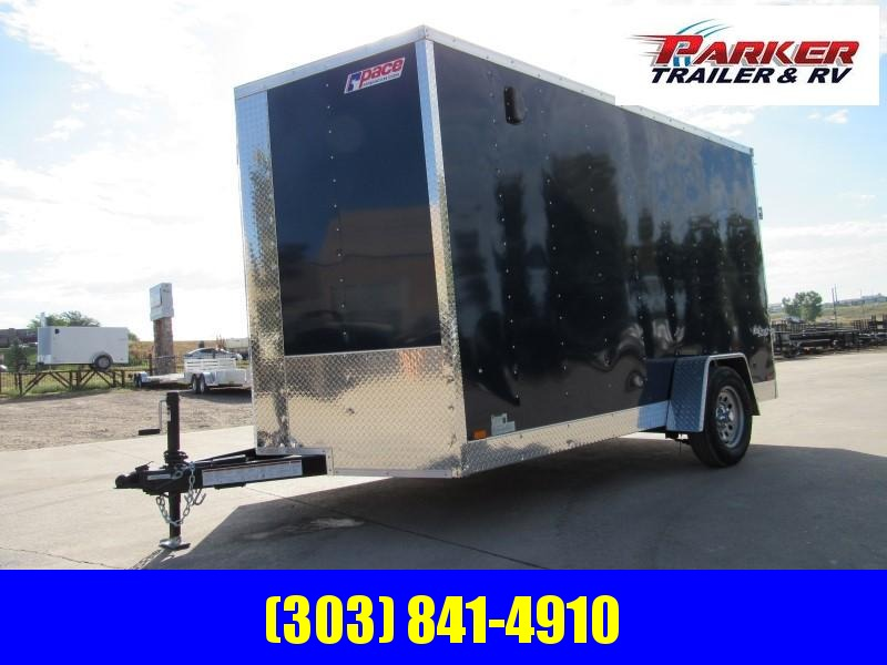 2020 Pace American OB7X12SE2 Enclosed Cargo Trailer