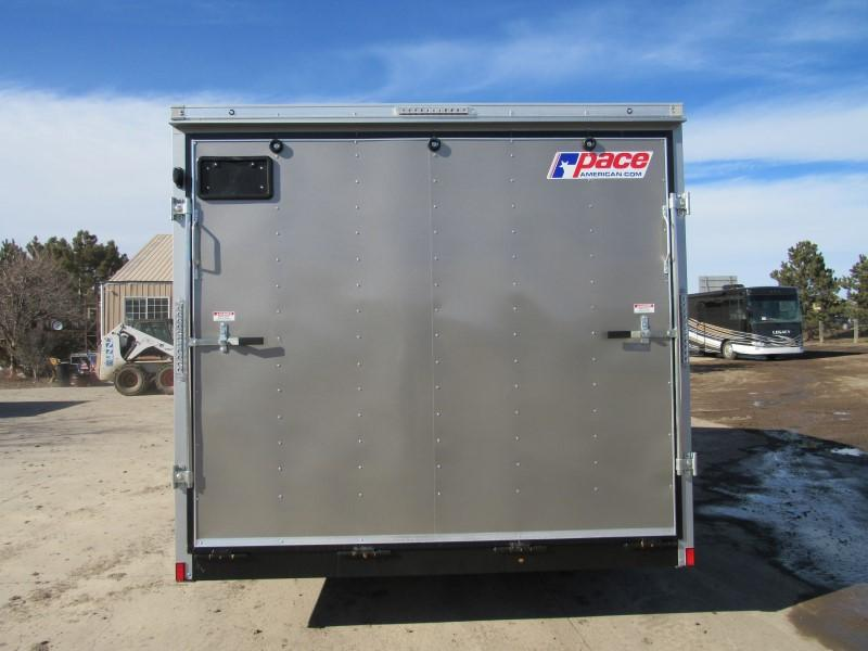 2021 Pace American PSAAA8.5X14TE3FC Enclosed Cargo Trailer