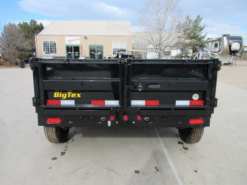 2020 Big Tex Trailers 90SR-10BK7SIR Dump
