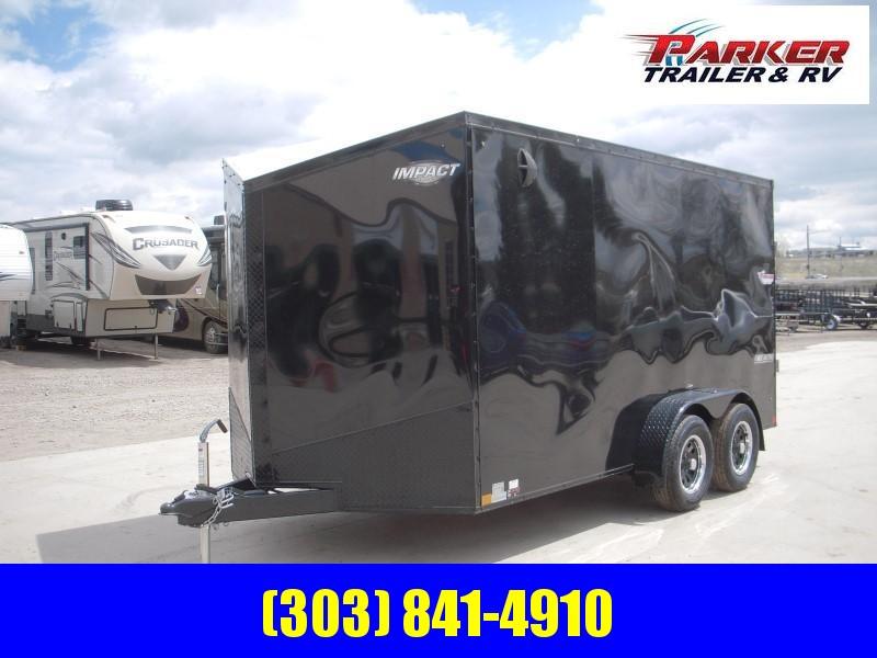 2020 Mid-Atlantic Trailer Manufacturing Inc. ITB714TA2 Enclosed Cargo Trailer