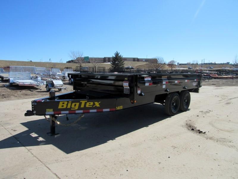2020 Big Tex Trailers 14OD-14 Dump