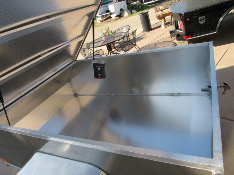 2020 Aluma AE46 Enclosed Cargo Trailer