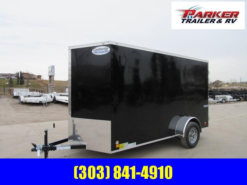 2020 CONTINENTAL CARGO TXVHW612SA Enclosed Cargo Trailer