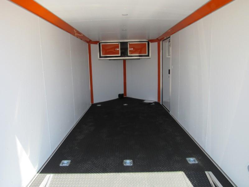 2021 CONTINENTAL CARGO TXTW714TA2 Enclosed Cargo Trailer