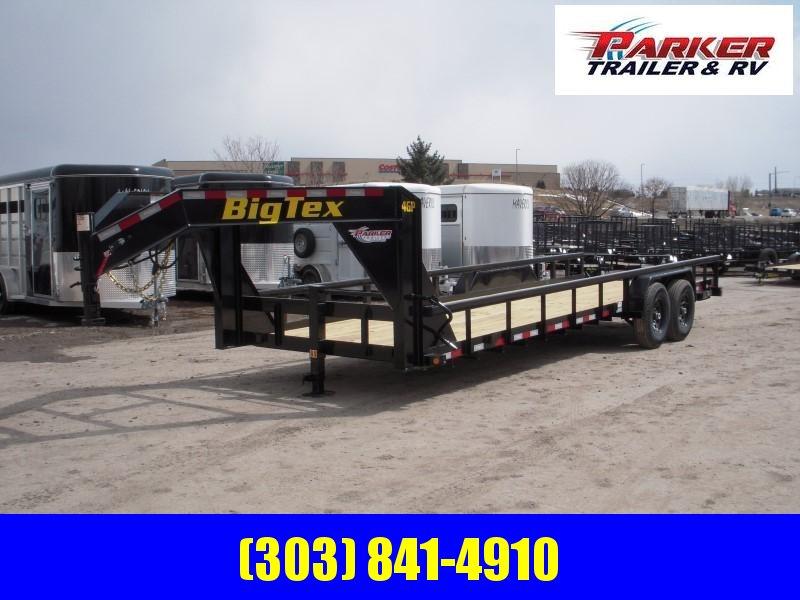 2019 Big Tex Trailers 14GP-24BK Utility Trailer