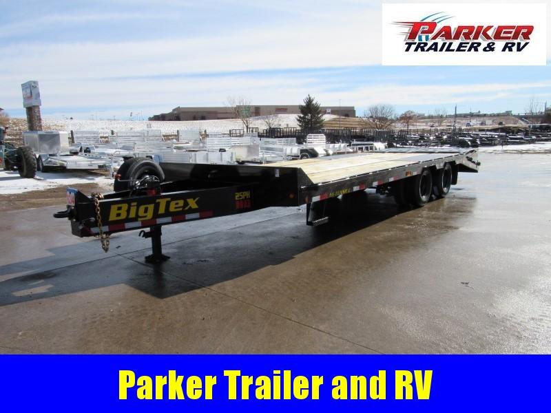 2020 Big Tex Trailers 25PH-20+5 Flatbed Trailer