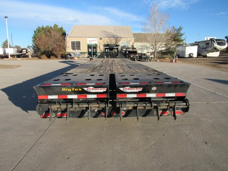 2019 Big Tex Trailers 22GN-30+5 Flatbed Trailer