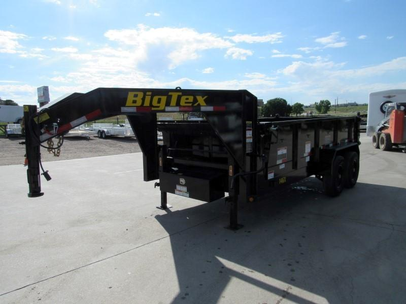 2020 Big Tex Trailers 70SR-10-5WDD Dump | Colorado New and