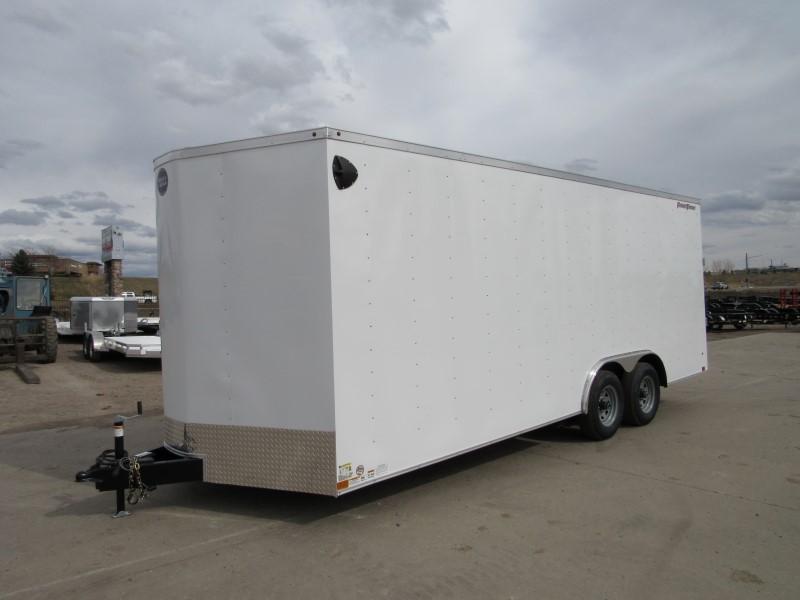 2020 Wells Cargo FT8520T3-D Enclosed Cargo Trailer