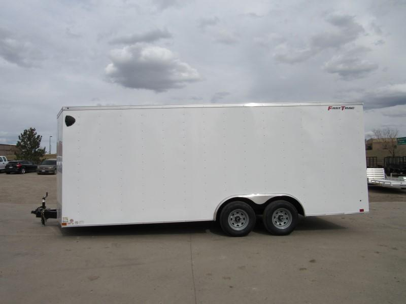 2020 Wells Cargo FT8520T3-D Enclosed Cargo Trailer