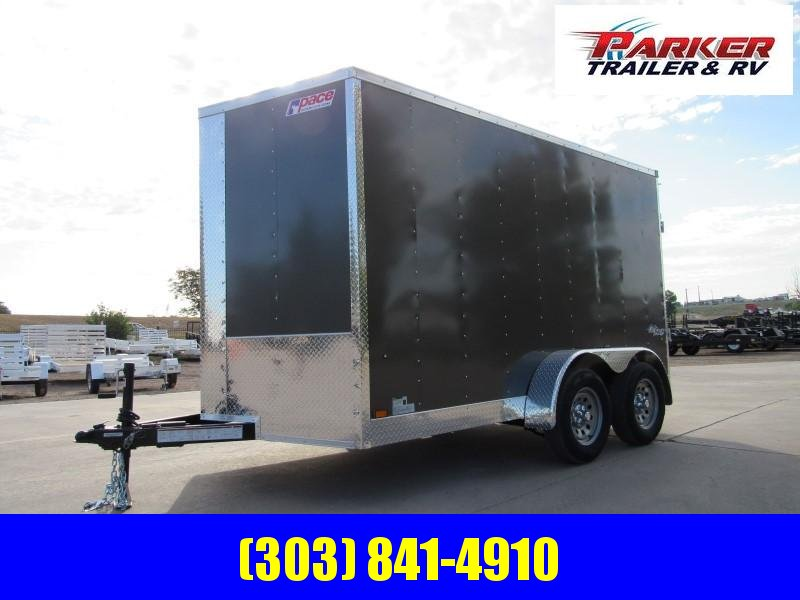 2020 PACE OB7X12TE2 Enclosed Cargo Trailer
