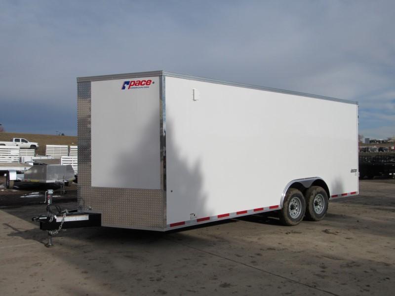 2021 Pace American PSABA8.5X20TE5FE Enclosed Cargo Trailer