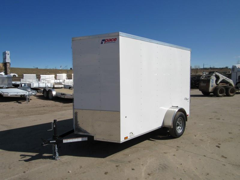 2020 Pace American PSCAA6.0X10SI2FC Enclosed Cargo Trailer