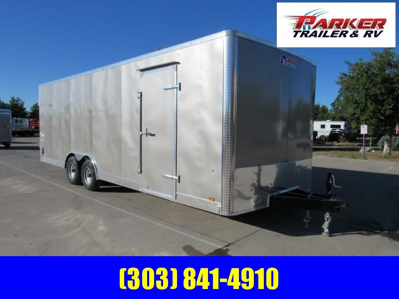 2020 Mid-Atlantic Trailer Manufacturing Inc. OB85X24TE3 Enclosed Cargo Trailer