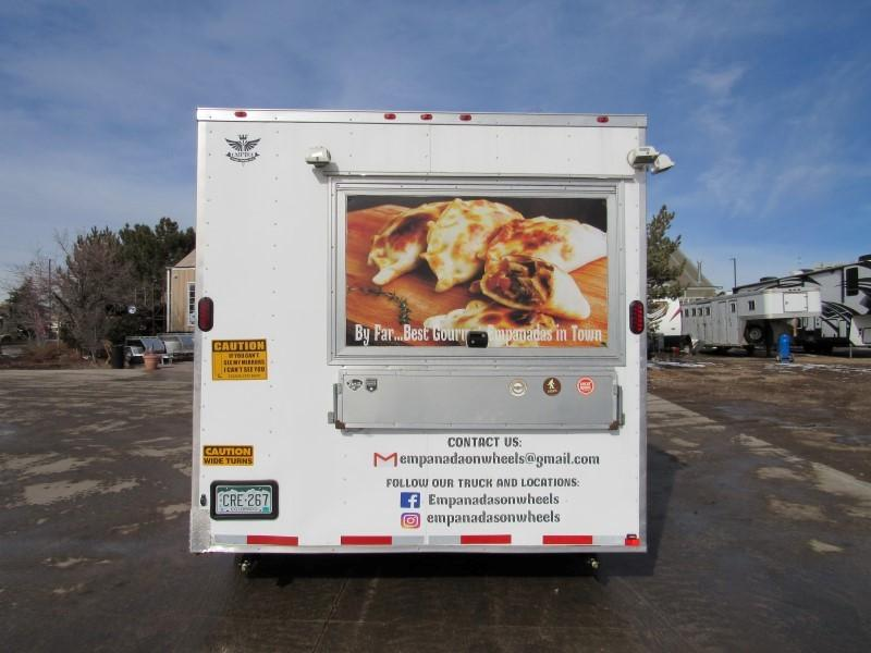 2018 Capri 8.5X14TA Enclosed Cargo Trailer