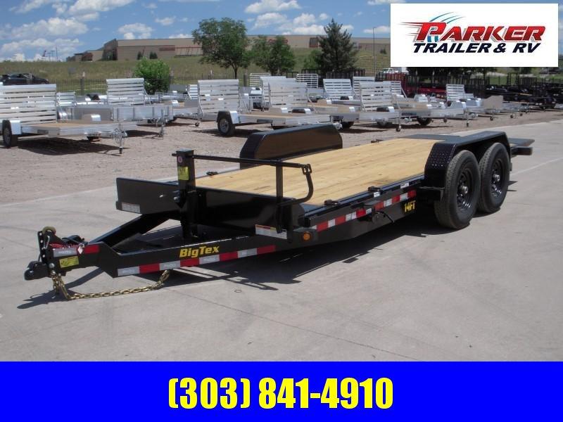 2020 Big Tex Trailers 14FT-18 Flatbed Trailer